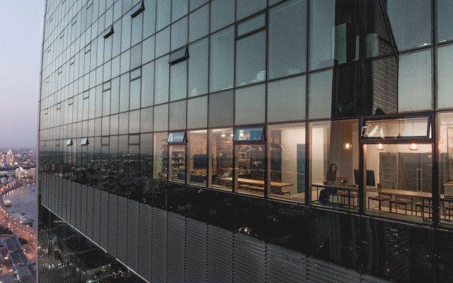 Гостиница ICON Hostel в Москве 2 отзыва об отеле, цены и фото номеров - забронировать гостиницу ICON Hostel онлайн Москва вид на фасад