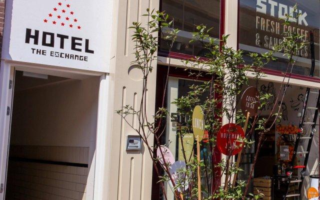 Отель The Exchange Нидерланды, Амстердам - 11 отзывов об отеле, цены и фото номеров - забронировать отель The Exchange онлайн вид на фасад