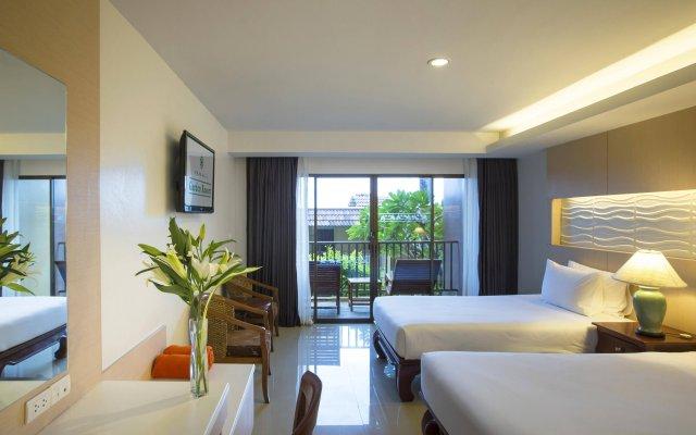 Отель Chanalai Garden Resort, Kata Beach комната для гостей