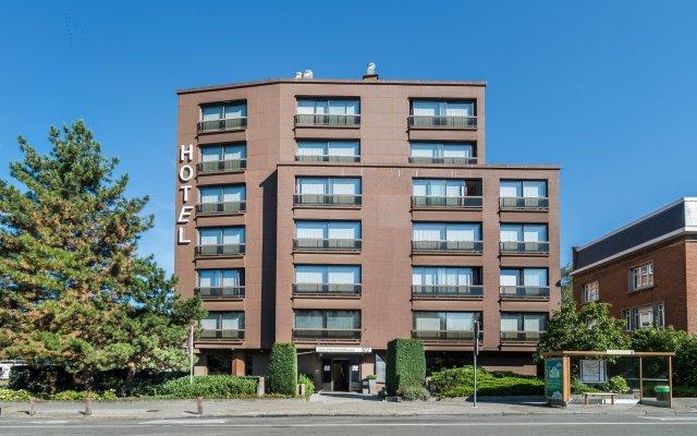 Отель 322 Lambermont Бельгия, Брюссель - отзывы, цены и фото номеров - забронировать отель 322 Lambermont онлайн вид на фасад