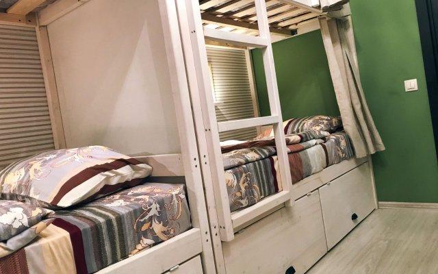 Хостел Kvartira комната для гостей