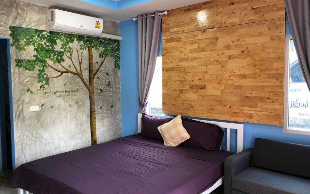 Отель Preaw whaan Kohlarn комната для гостей