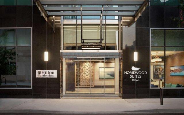 Hilton Garden Inn Chicago Downtown South Loop 0