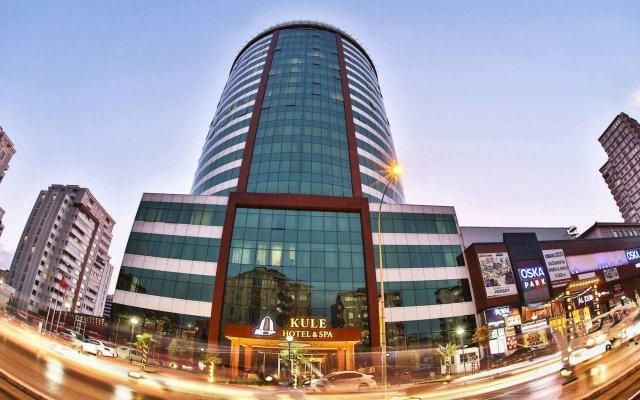 Kule Hotel & Spa Турция, Газиантеп - отзывы, цены и фото номеров - забронировать отель Kule Hotel & Spa онлайн вид на фасад