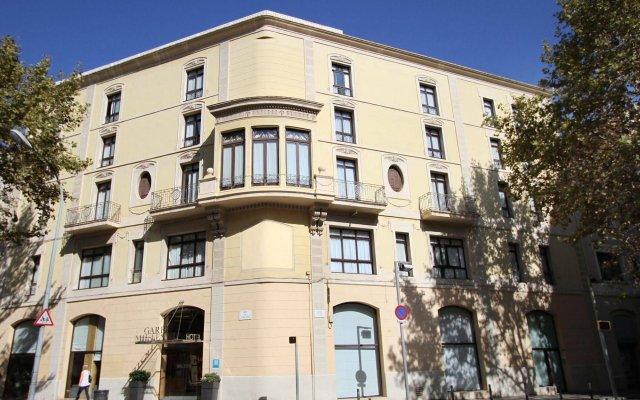 Отель Garbi Millenni Испания, Барселона - - забронировать отель Garbi Millenni, цены и фото номеров вид на фасад