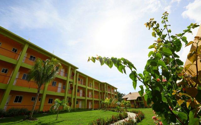 Отель Oasis Resort Ямайка, Негрил - отзывы, цены и фото номеров - забронировать отель Oasis Resort онлайн вид на фасад