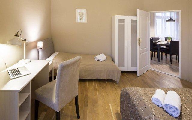 Апартаменты Premier Apartments Wenceslas Square Прага удобства в номере