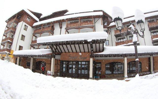 Отель MPM Hotel Sport Болгария, Банско - отзывы, цены и фото номеров - забронировать отель MPM Hotel Sport онлайн вид на фасад