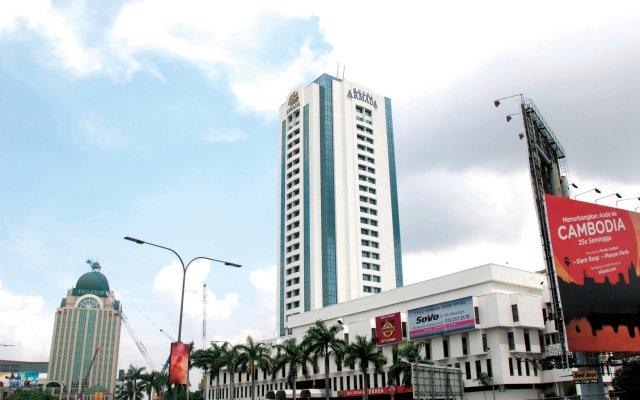 Hotel Armada Petaling Jaya вид на фасад