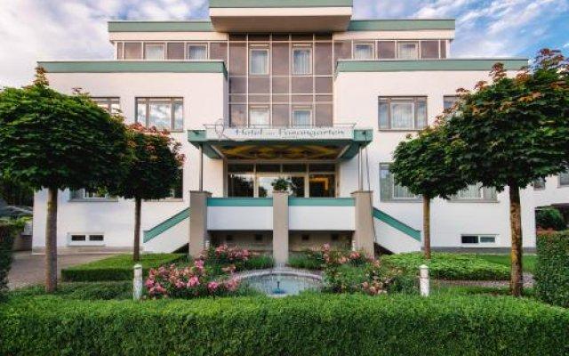 Отель Am Fasangarten Германия, Мюнхен - отзывы, цены и фото номеров - забронировать отель Am Fasangarten онлайн вид на фасад
