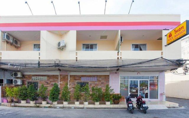 Отель Hock Mansion Phuket Пхукет вид на фасад