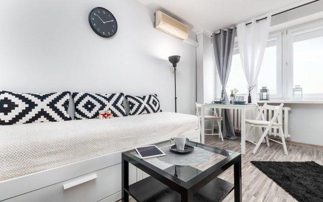 Отель Little Home - Black Swan Польша, Варшава - отзывы, цены и фото номеров - забронировать отель Little Home - Black Swan онлайн комната для гостей