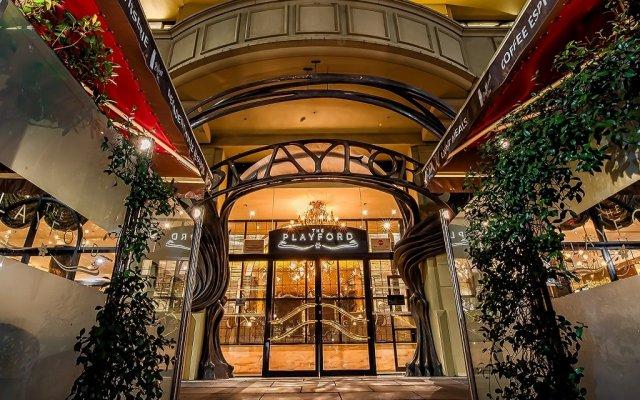 Отель The Playford Adelaide MGallery by Sofitel вид на фасад