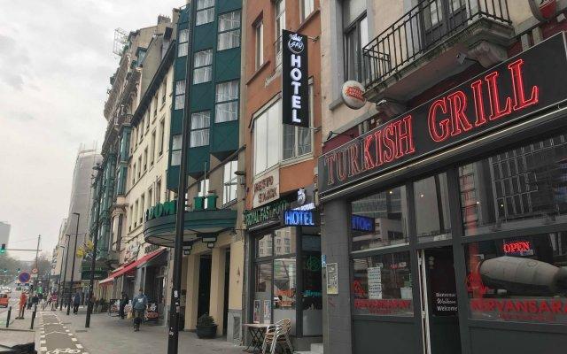 Отель Royal Бельгия, Брюссель - 2 отзыва об отеле, цены и фото номеров - забронировать отель Royal онлайн вид на фасад