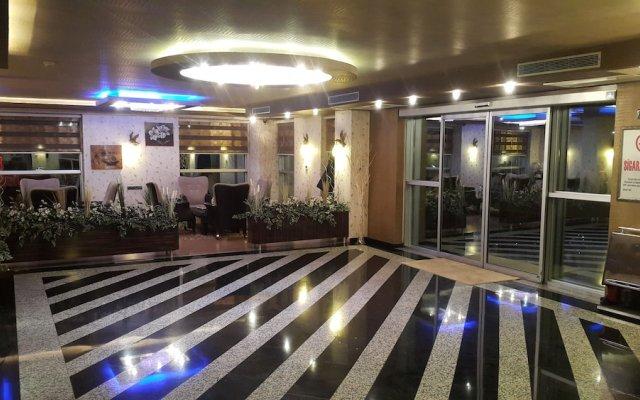 My Liva Hotel Турция, Кайсери - отзывы, цены и фото номеров - забронировать отель My Liva Hotel онлайн вид на фасад
