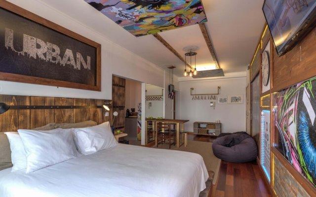 Отель epicenter URBAN Португалия, Понта-Делгада - отзывы, цены и фото номеров - забронировать отель epicenter URBAN онлайн комната для гостей