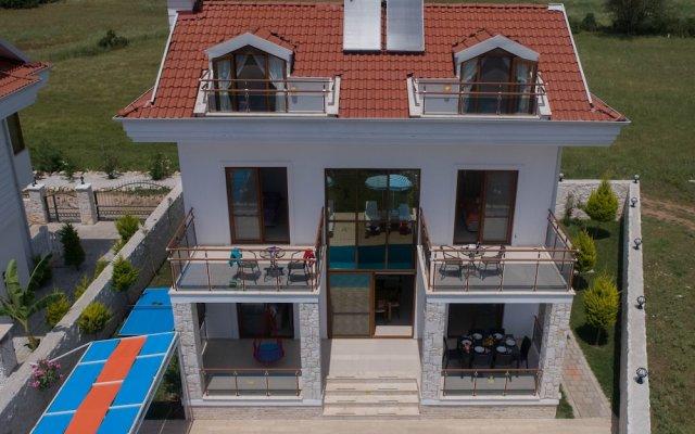 Smansvillas Турция, Олудениз - отзывы, цены и фото номеров - забронировать отель Smansvillas онлайн вид на фасад