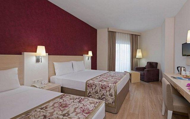 Side Lilyum Hotel & Spa Турция, Сиде - отзывы, цены и фото номеров - забронировать отель Side Lilyum Hotel & Spa онлайн комната для гостей