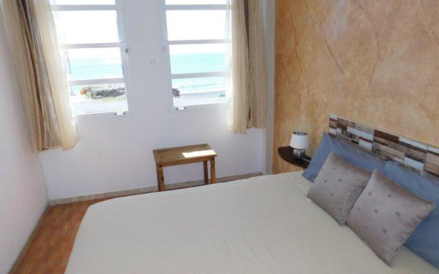 Апартаменты chabela's Studio Плайя-Барка комната для гостей