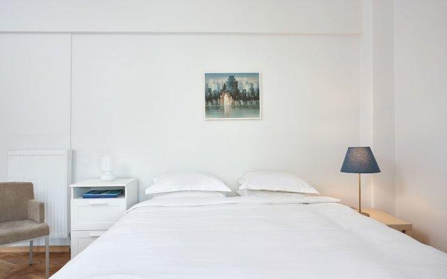 Апартаменты Acropolis Museum Apartment комната для гостей