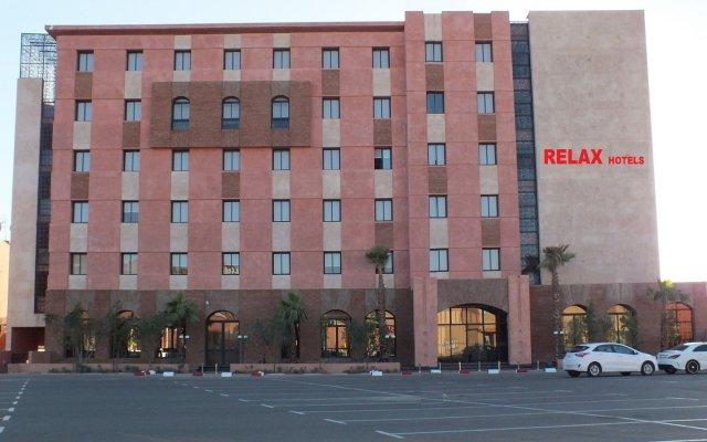 Relax Hotel Marrakech вид на фасад