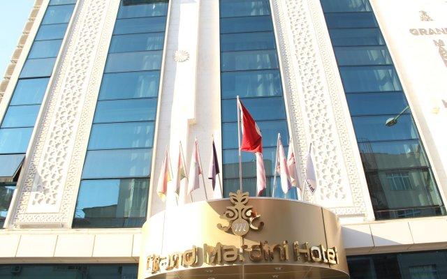 Grand Mardin-i Hotel Турция, Мерсин - отзывы, цены и фото номеров - забронировать отель Grand Mardin-i Hotel онлайн вид на фасад