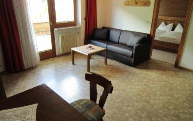 Отель Aparthotel Garni Haus Hubertus Горнолыжный курорт Ортлер комната для гостей