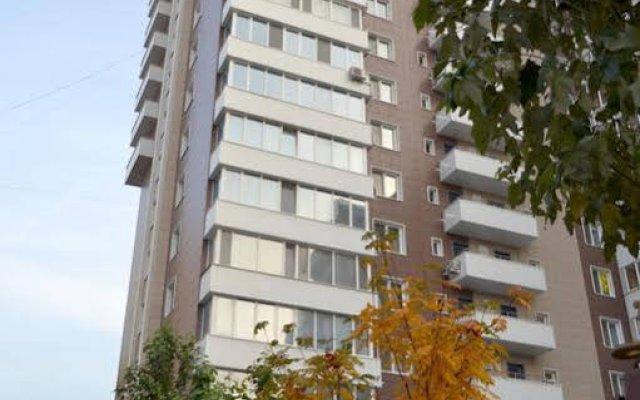 Гостиница Пантеон Апартаменты Центр в Тюмени 1 отзыв об отеле, цены и фото номеров - забронировать гостиницу Пантеон Апартаменты Центр онлайн Тюмень вид на фасад