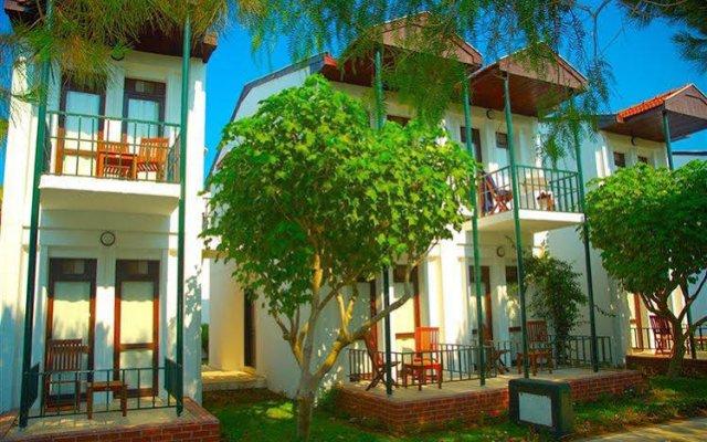 Отель Club Asa Beach Seferihisar вид на фасад