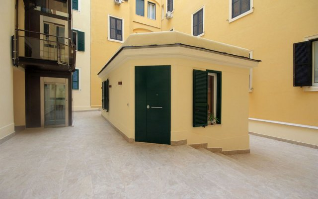 Отель Colosseo Gardens - My Extra Home вид на фасад