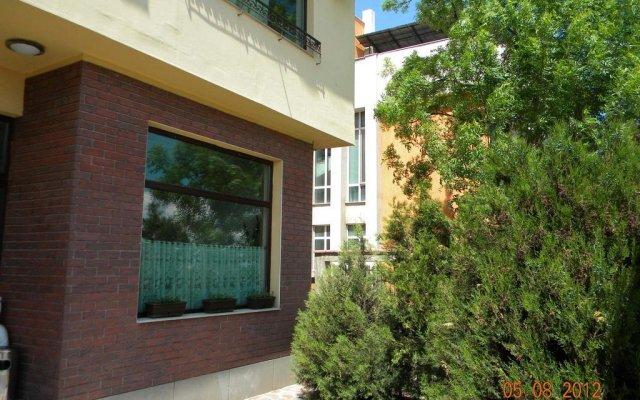 Отель Diavolo Болгария, София - отзывы, цены и фото номеров - забронировать отель Diavolo онлайн вид на фасад
