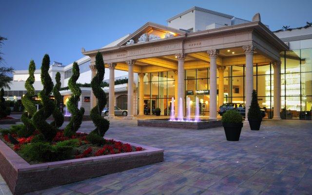 Отель Gran Palas Experience Spa & Beach Resort Испания, Ла Пинеда - 4 отзыва об отеле, цены и фото номеров - забронировать отель Gran Palas Experience Spa & Beach Resort онлайн вид на фасад