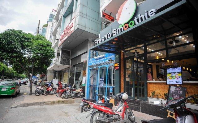 Отель My Anh 120 Saigon Hotel Вьетнам, Хошимин - отзывы, цены и фото номеров - забронировать отель My Anh 120 Saigon Hotel онлайн вид на фасад