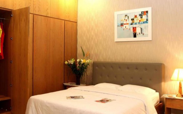 Апартаменты Had Apartment - Vo Van Tan комната для гостей