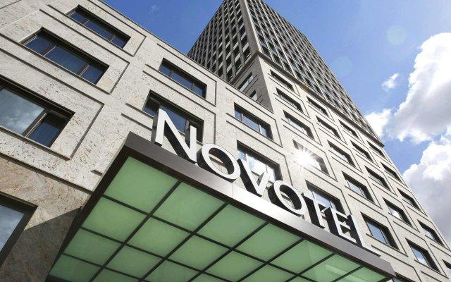 Отель Novotel Berlin Am Tiergarten Hotel Германия, Берлин - 2 отзыва об отеле, цены и фото номеров - забронировать отель Novotel Berlin Am Tiergarten Hotel онлайн вид на фасад