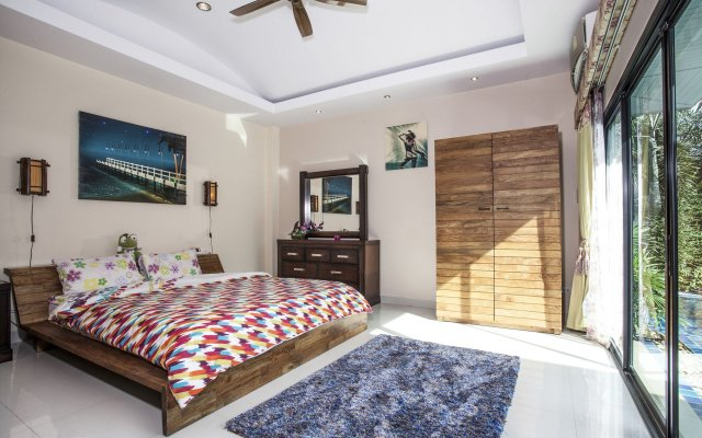 Отель Thammachat P2 Laima Bangsaray комната для гостей