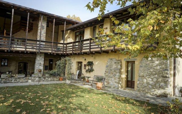Отель Locanda Osteria Marascia Италия, Калольциокорте - отзывы, цены и фото номеров - забронировать отель Locanda Osteria Marascia онлайн вид на фасад