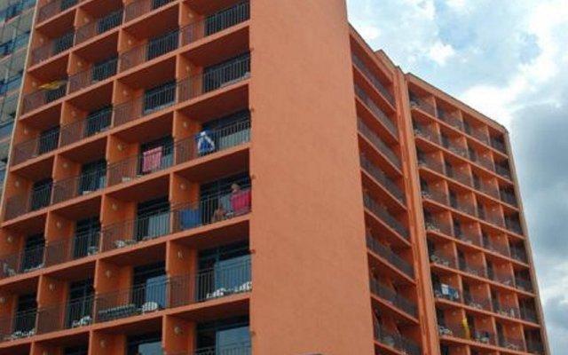 Hotel Condor Солнечный берег вид на фасад