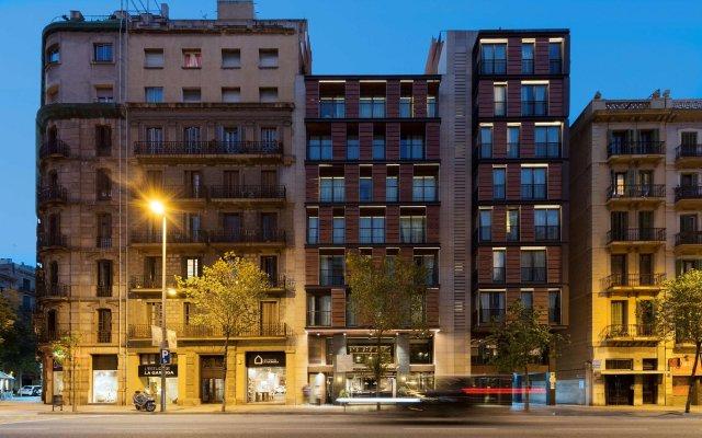 Hotel EuroPark вид на фасад