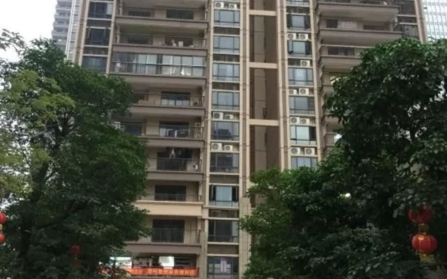 Yea Talent Apartment Zhu Jiang New Town