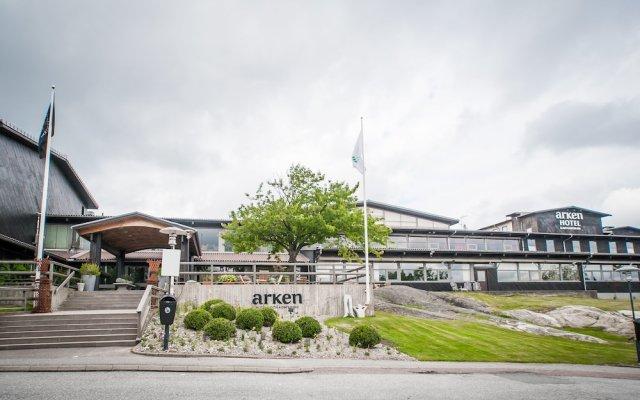 Отель Arken Hotel & Art Garden Spa Швеция, Гётеборг - отзывы, цены и фото номеров - забронировать отель Arken Hotel & Art Garden Spa онлайн вид на фасад