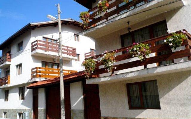Отель Guest Rooms Vachin Болгария, Банско - отзывы, цены и фото номеров - забронировать отель Guest Rooms Vachin онлайн вид на фасад
