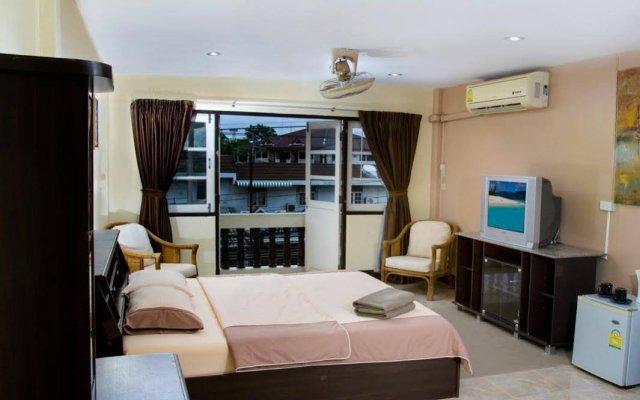 Отель Barracuda Guesthouse комната для гостей