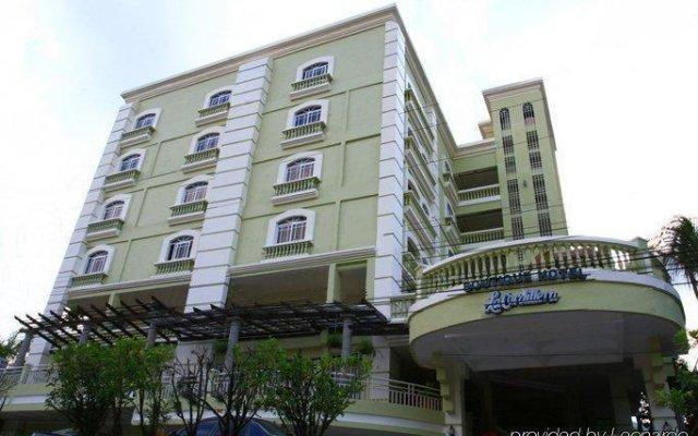 Hotel Casa La Cordillera вид на фасад