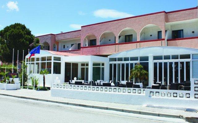 Lymberia Hotel - All-Inclusive вид на фасад