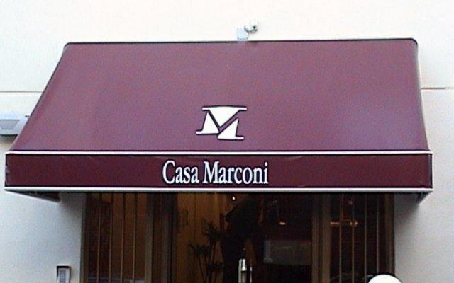 Casa Marconi Hotel вид на фасад