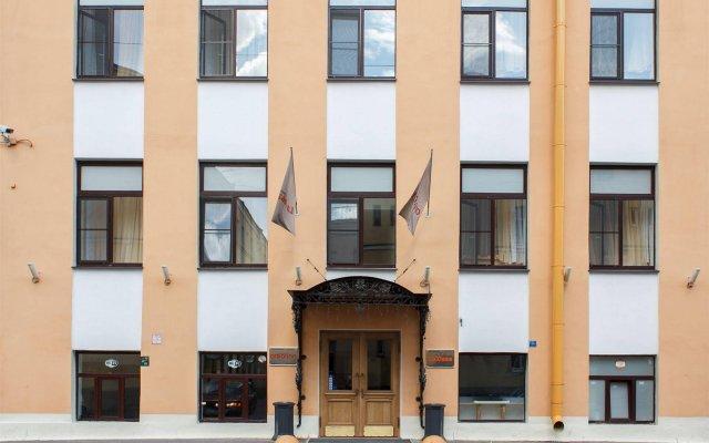 Гостиница Arealinn в Санкт-Петербурге - забронировать гостиницу Arealinn, цены и фото номеров Санкт-Петербург вид на фасад