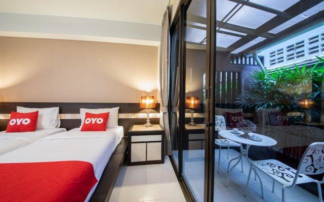 Отель Rattana Residence Thalang вид на фасад