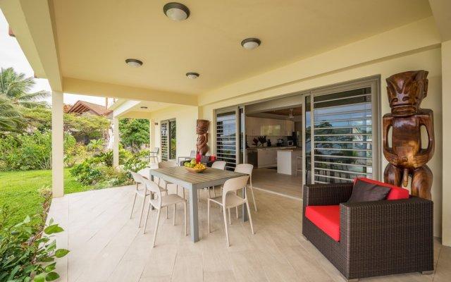 Отель Villa Vai Api Французская Полинезия, Бора-Бора - отзывы, цены и фото номеров - забронировать отель Villa Vai Api онлайн вид на фасад