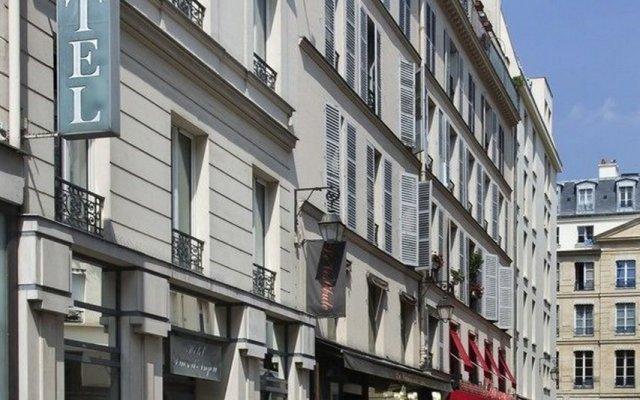 Отель Hôtel Des Ducs Danjou Франция, Париж - отзывы, цены и фото номеров - забронировать отель Hôtel Des Ducs Danjou онлайн вид на фасад